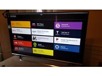 LG 55-inchSUPER Smart 3D 4K UHD LED TV-55UF850V,built in Wifi,Freeview & FREESAT HD,GREAT Condition