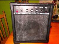 B.B Blaster 10w practice amp