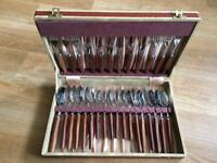 Vintage Canteen of Cutlery