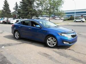 2012 Kia Optima EX Luxury LEATHER VERY CLEAN COME IN TODAY !