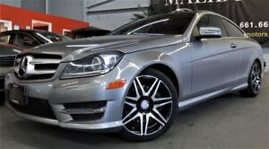 2013 Mercedes-Benz C-Class C 350 4MATIC Amg sports Pkg Navigatio