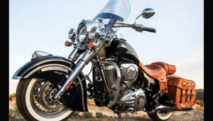 2014 Indian Thunderstroke 111 Vintage motorcycle