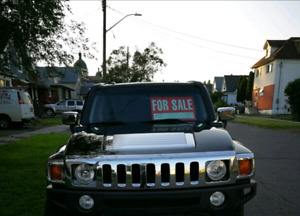 Good condition Hummer H3