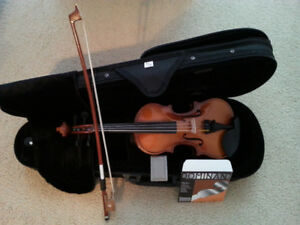 violin for young children - almost new