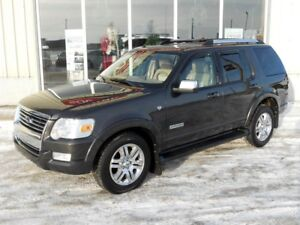 2007 Ford Explorer Limited 4x4