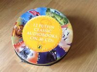 Puffin story cds for children