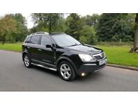 Vauxhall/Opel Antara 2.0CDTi 16v auto SE, SAT-NAV,HEATED BLACK LEATHER