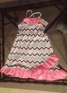 Juicy Couture Girl Dress (Size 10-12)/ Crossbody Purse