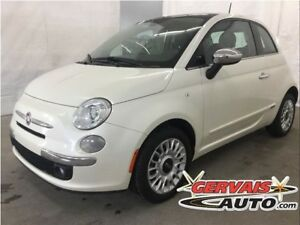 Fiat 500 Lounge Toit Panoramique Cuir MAGS 2013