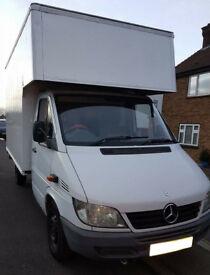 Home Removals Carmarthen, 3-4 Men, Luton Box Van, Local & Long Distance (Wales, England, Scotland)