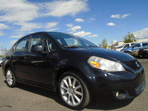 2009 Suzuki SX4 SPORT--GREAT ON GAS WITH 2.0L 4 CYL AUTO Sedan