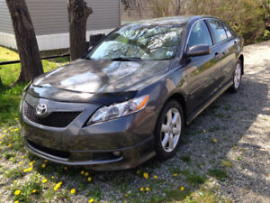 2007 Toyota Camry SE charcoal grey Other