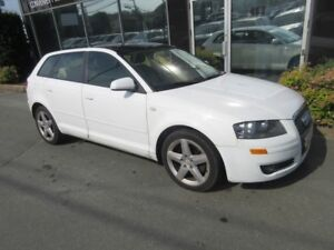 2007 Audi A3 2.0T AUTO WITH PANO ROOF