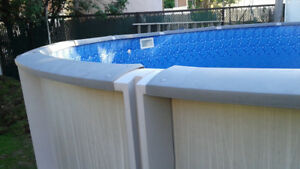 Professional* above ground Pool dismantle Service