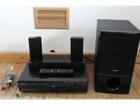 L@@K Sony BDV-E300 Blu-ray Home Theatre System, HDMI, USB, Internet, Full HD. VGC
