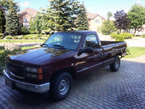 1997 GMC Sierra 1500 Pickup Truck 190000km- *Negotiable*