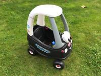 Child's Police Car