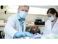 DENTAL NURSE/RECEPTIONIST - URGENT Qualified and Trainee Nurses Required - LONDON