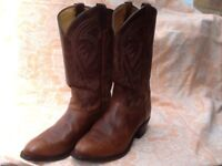 Country & Western Cowboy boots by Tony Lama