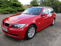 06 BMW 320 2.0TD SE Touring Diesel Estate,New Clutch and Fly wheel just Fitted.