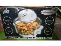 VisiCook halogen 12l multicooker