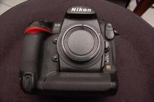 Nikon D3 vente de garage d'un prof de photo