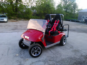 Summer golf cart sale