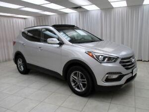 2017 Hyundai Santa Fe .9% W/HP SPORT AWD SUV w/ BLUETOOTH, HEATE