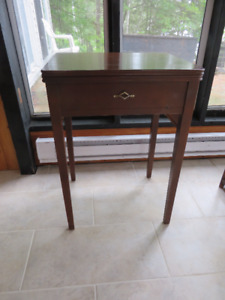 Sewing or Lamp Table