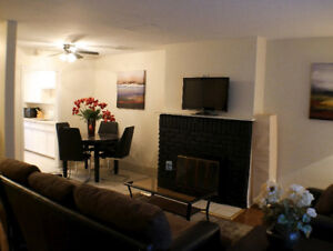 Rent 3/4 Bed Furnished and Equipped Short Term September 1