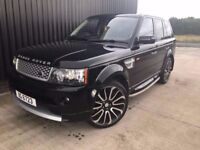 Land Rover Range Rover Sport 2.7 hse may px