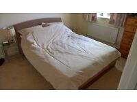 TEMPUR Jaguar King Size Bed in Two Sections – A Raise/Lower Bed