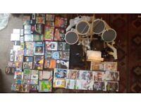Batgsin Retro job lot of consoles n games!