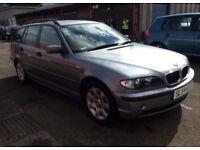 BMW 3 SERIES 1.8 316I SE TOURING 5d 114 BHP 1 PREVIOUS KEEPER FULL YEAR MOT