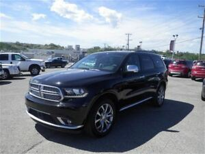 2017 Dodge Durango Citadel | Leather | Rem. Start | Nav