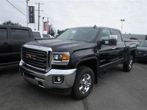 2016 GMC SIERRA 2500HD SLT | Leather | Rem. Start | AC Seats