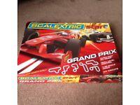 Scalextric Grand Prix starter set C1250 children toy