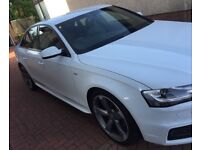 Immaculate stunning A4 saloon