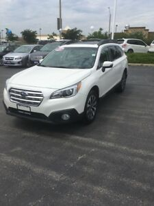 2015 Subaru Outback 2.5i Limited Package Limited 2.5 CVT Auto...