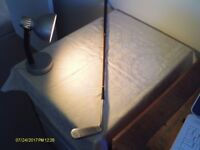 GOLF CLUB VINTAGE - L.CONNETT SPECIAL #9 PUTTER HAND FORGED IN GREAT BRITAIN