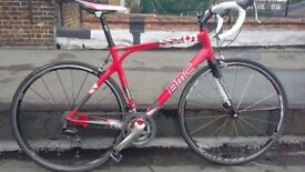 BMC Streetfire SSX01 size L (56 cm) road bike