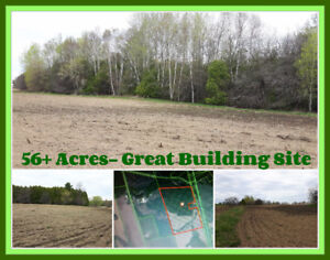 Great Escape! Perfect for Building your custom Home