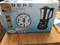 Berg Soup Maker SM-1350