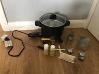 Candle wax pot - Presto