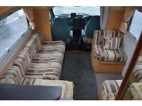 2002 BUCCANEER COASTER 350 LWB FORD TRANSIT BUCCANEER COASTER 4/5 BERTH 2.4 DIES