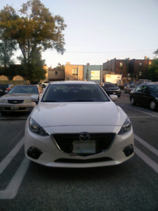 2015 Mazda 3 GS lease takeover