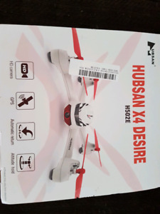 Hubsan GPS auto return and  altitude hold.Drone
