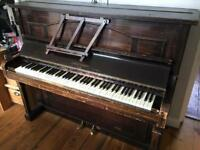 Beautiful Danemann upright piano