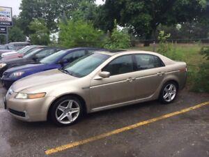 2004 Acura TL $1500.Call 905 510 0666