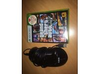 GTA 5 and charger kit Xbox 360